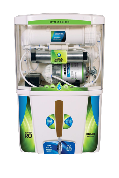 Reverse Osmosis Gold Star Water Purifier